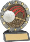 Volleyball - All-star Resin Trophy All Star Resin Trophy Awards