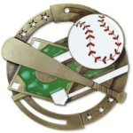 Enamel Baseball Baseball Trophy Awards
