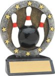 Bowling - All-star Resin Trophy Bowling Trophy Awards
