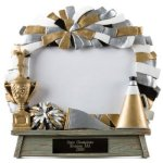 Photo Frame Cheer Cheerleading Trophy Awards