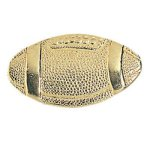 Football Chenille Pin Chenille Lapel Pins