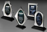 Marbleized Acrylic Awards Circle Awards