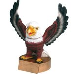 Eagle Bobble Eagle Resin Trophy Awards
