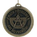 Math (No Problem) Education Trophy Awards