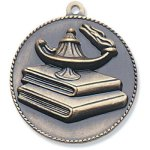 Lamp/Learning Medal Education Trophy Awards