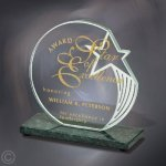 Sculpted Star Employee Awards