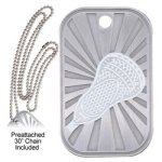 Lacrosse Dog Tag GL Series Dog Tags