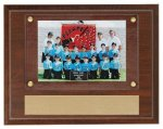 Picture Plaque Award Karate Trophy Awards