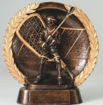 Resin Plate Lacrosse Lacrosse Trophy Awards
