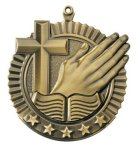 Star Religion Medals Religious Awards