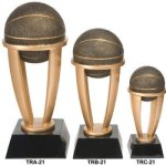 Basketball Tower Resin Tower Resin Trophy Awards