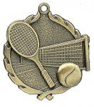Wreath Tennis Medals Wreath Medal Awards